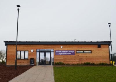 Sports Centre building